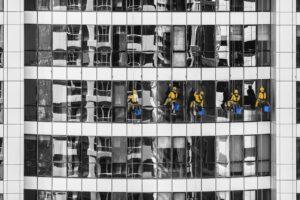 Gebäudereinigung: So putzen die Profis von Clean Garant