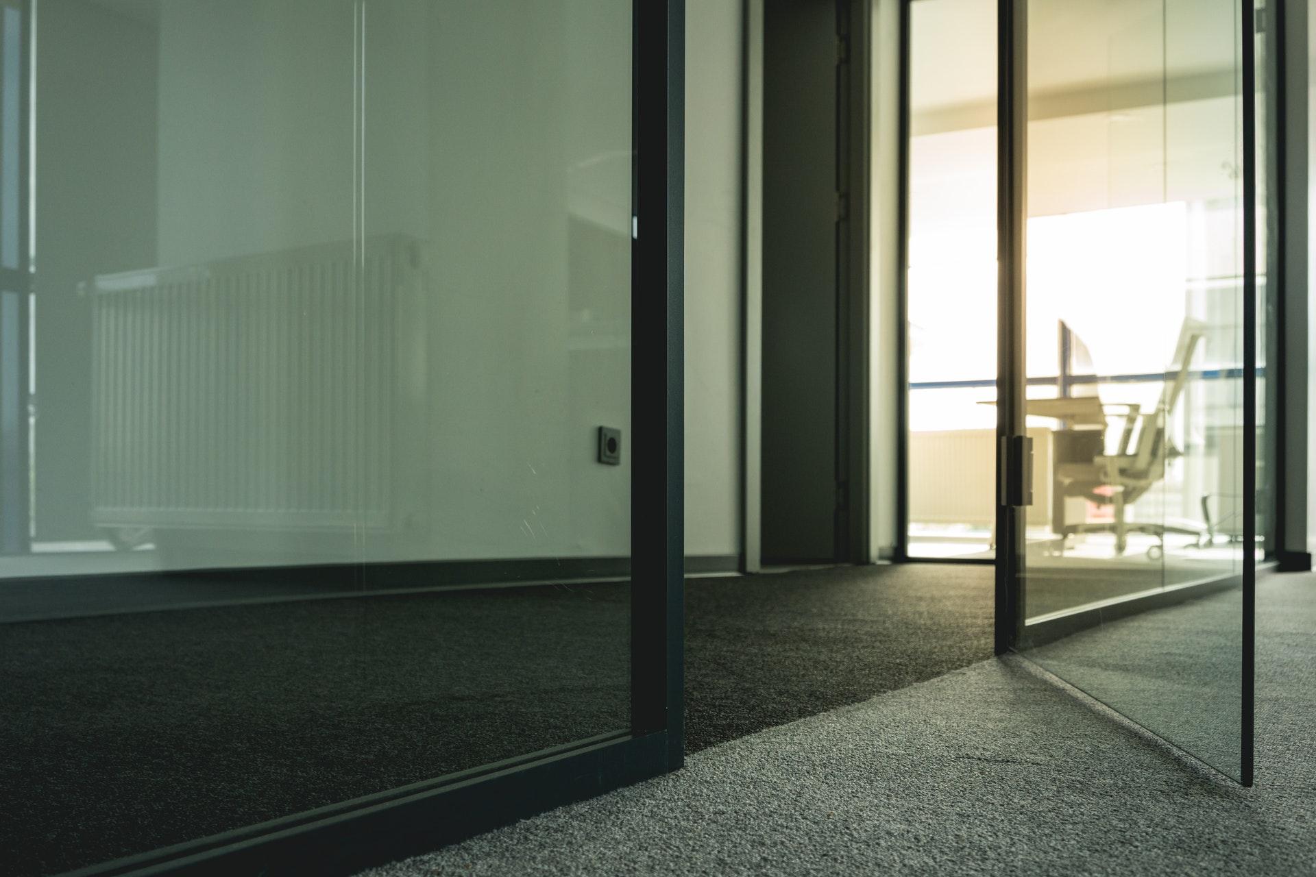 Ordnung und Sauberkeit im Büro