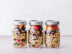 Ideale Pausen-Snacks – Lunch für die Arbeit